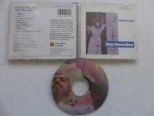 LUCINDA WILLIAMS Happy woman blues SF CD 40003   CD ALBUM