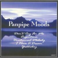 Various - Panpipe Moods - QED - QED097 - CD CD001194
