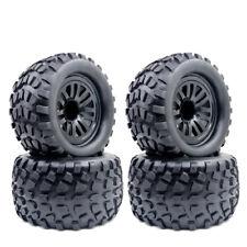 1/10 Wheels & Tires Set Rc Monster Truck For Losi Tenacity Mt 12mm Hex 94111