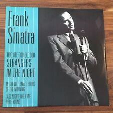 Frank Sinatra - Strangers In The Night - VINYL EP - 1986 - Good Condition