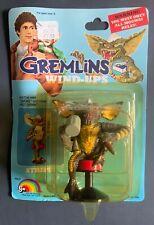 "1984 LJN GREMLINS WIND-UPS STRIPE FIGURE 4"" WIND-UP W/ BEER & CIGAR"