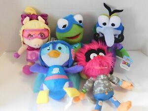 Muppet Babies Plush Kermit Piggy