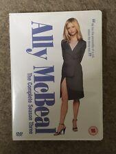 Ally McBeal - Season 3 (DVD Boxset) - Calista Flockhart, Portia de Rossi
