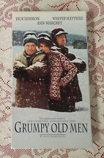GRUMPY OLD MEN - WARNER HOME VIDEO - DOLBY SURROUND STEREO VHS