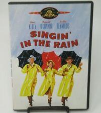 Singin In The Rain Dvd Movie, Gene Kelly, Donald O'Connor, Debbie Reynolds, Fs