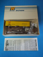 HO Scale Walthers 40' Wood Refrigerator Car w/Dreadnaught Ends GM&O New in Box