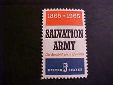 Scott # 1267 Salvation Army Unused OGNH