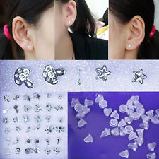 Stylish Wholesale Lots 24  Pairs Mix Style Silver Plated Ear Stud Earrings