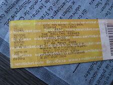 "ROLLING STONES TICKET  27/05/2006 BARCELONA  CANCELED CONCERT ""COCOTERO TOUR"""