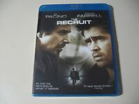 The Recruit (Blu-ray Disc, 2008) Brand New and Sealed