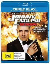Johnny English Reborn (Blu-ray, 2012)