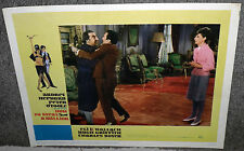 HOW TO STEAL A MILLION 11x14 AUDREY HEPBURN orig 1966 lobby card movie poster