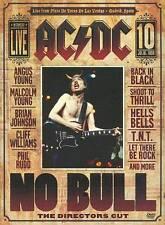 AC/DC - No Bull (DVD, 2009, Directors Cut)