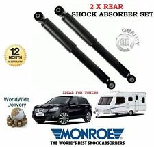 Per Nissan Qashqai 1.6 1.5 2.0 DCI 2007-2014 2x REAR SHOCK ABSORBER Shocker Set