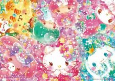Beverly Jigsaw Puzzle Hello Kitty Sanrio Characters Surrounded by Flower 108 Pcs
