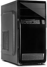 Windows 7 Komplett PC AMD A6 6400K Dual Core 2x 3,9GHz 8GB Rechner Computer USB3