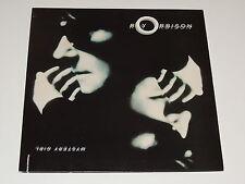 ROY ORBISON mystery girl Lp RECORD GATEFOLD 1989