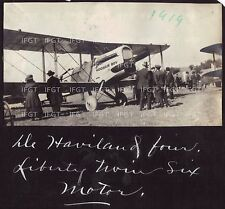 1919 Transcontinental Air Race  Rock Island IL 6 Original never seen Photos