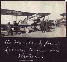 1919 Transcontinental Air Race Rock Island IL Stop 6 Original never seen Photos