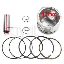 Piston Rings Kit For 47mm 13mm Chinese Thumpstar Atomik 70cc 90cc Pit dirt bike