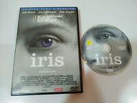 Iris Judi Dench Jim Broadbent - DVD + Extras Español Ingles
