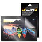 2X EZguardz LCD Screen Protector Cover HD 2X For Lenovo Tab3 10