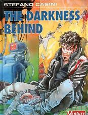 The Darkness Behind    Stefano Casini    1st Print    2001   HC