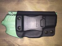 IWB Holster for SCCY CPX-2  - Adj Retention - 0 Deg Cant