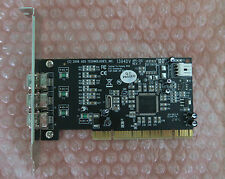 ADS TECHNOLOGIES INC. 1394DV API-315 REV. F, FIREWIRE CARD 3 INPUT