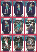 2020-21 NBA Hoops Winter Charlotte Hornets Lot Of 10 LaMelo Ball-Richards-Bacon