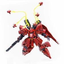 For RG HG UC 1/144 Sazabi Gundam Effectswing Clear Yellow Funnel Effect Part Kit