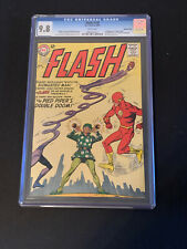 FLASH 138 !! CGC 9.8 !! WHITE PAGES !! WESTERN PENN !! 1 OF 2 !!