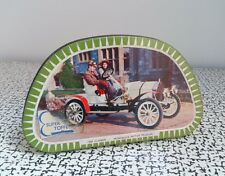 50s 60s Vintage Edward Sharpe Toffee Sweet Confectionery Tin Motor Car Humber