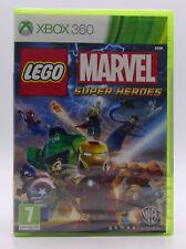 LEGO MARVEL SUPER HEROES - XBOX 360 - NUOVO SIGILLATO VERSIONE ITALIANA