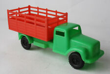 "RARE VINTAGE 70'S FARGO PLASTIC FARM TRUCK 18cm/7"" MADE IN GREECE GREEK NEW NOS!"