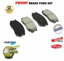 Fits Terios 1.3 1.5 Petrol 00-11 Set of Front Brake Pads
