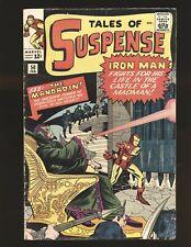 Tales of SUSPENSE # 50 - 1st Mandarin VG Cond.