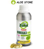 ENERVIT - ENERZONA OMEGA 3 RX 240 capsule da 1gr - EPA 400mg + DHA 200mg