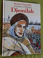Carnets d'Orient, franz. Comic-Reihe (Erwachsene) über Algerien, 6 Bände