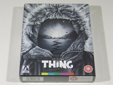 The Thing Blu-ray With Full Slipbox [UK] OOS/OOP RARE RGN B LOCKED