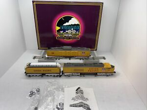 MTH Premier 20-2124-1 Union Pacific Gas Turbine Set  #5 PS.1 O Gauge Used BCR UP