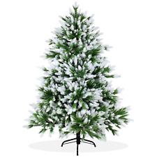 Künstlicher DeLuxe Tannenbaum 150cm PE Spritzguss, angeschneiter Christbaum;PS10