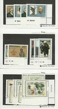 Antigua Redonda, Postage Stamp, #Lot D Mint NH, Scouts Army Art, JFZ