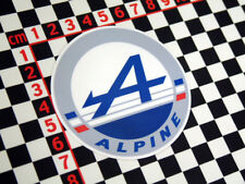 Renault Alpine Sticker - Aufkleber A310 GTA V6 A610 Turbo