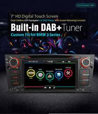 AUTORADIO BMW E90 E91 E92 E93 NAVIGATORE GPS HD DVD USB SD DAB+ INTEGRATO XTRONS