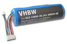 Batterie 2600 mAh pour GARMIN Astro Système dc20, dc30, dc40 Accu Batterie