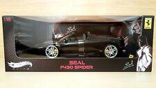 Ferrari F430 Spider Seal (2005) 1/18 Hot Wheels Elite Limited Edition. Rare!!!