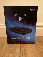 ELGATO HD60 GAME CAPTURE CARD | 1080P | XBOX | PLAYSTATION | TWITCH | STREAMING