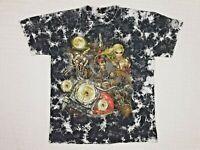 Mens Wild T-shirt Shirt Size Large 100% Cotton