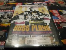 Snoop Dogg - Boss Playa: A Day in the Life of Snoop Dogg (DVD, 2003)